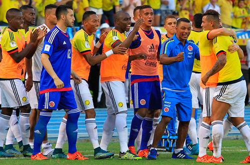Esta es la selección Colombia para enfrentar a Chile y Argentina en eliminatoria mundialista