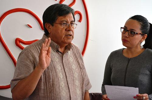 Ante el Consejo Superior Universitario se posesiona el nuevo rector de Unillanos