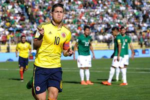 Colombia repite y vence 3-2 a Bolivia en La Paz