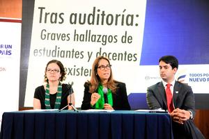 MinEducación alerta sobre más de 182.600 y 5.900 docentes 'fantasma'