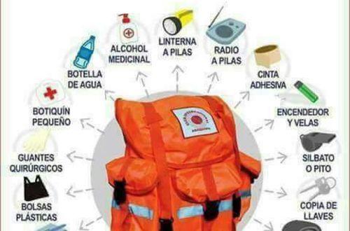 ¡Estos elementos podrían salvarle la vida tras un terremoto!