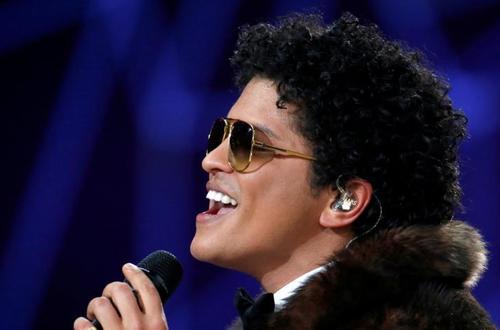 Bruno Mars en Colombia