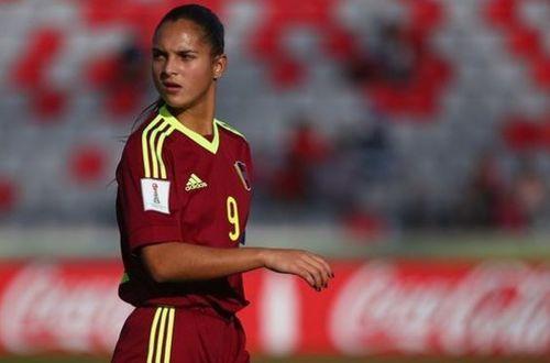 Deyna Castellanos nominada al premio The Best de la FIFA