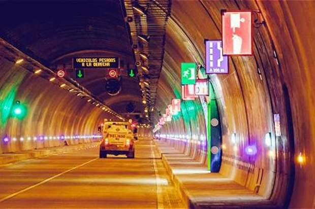 Cierre de tráfico vehicular por simulacro vía Bogotá-Villavicencio