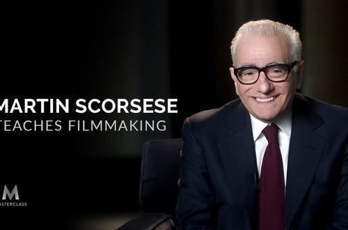 ¿Clases de cine por Martin Scorsese, online?