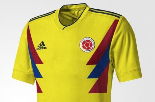 Se filtró posible camiseta de Selección Colombia para Rusia 2018