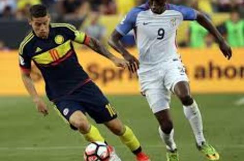 Colombia jugará hoy con un extraño uniforme ante Perú
