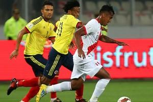 FIFA aceptó la demanda de abogados chilenos sobre el partido Perú- Colombia