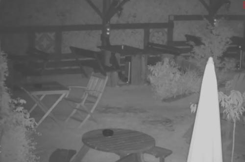 En vídeo quedó registrada actividad paranormal en un bar del Reino Unido