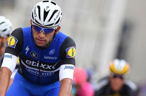 Fernando Gaviria fue segundo en la quinta etapa del Tour de GuangXi