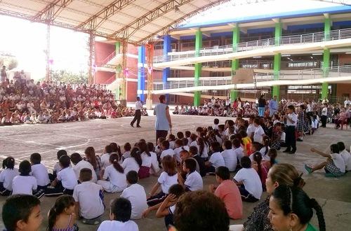 Nueva y mejorada infraestructura para la institución Manuela Beltrán