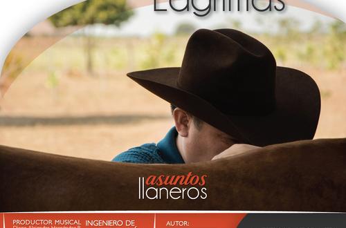 """""""Tres lágrimas"""" el nuevo sencillo de Walter Silva"""