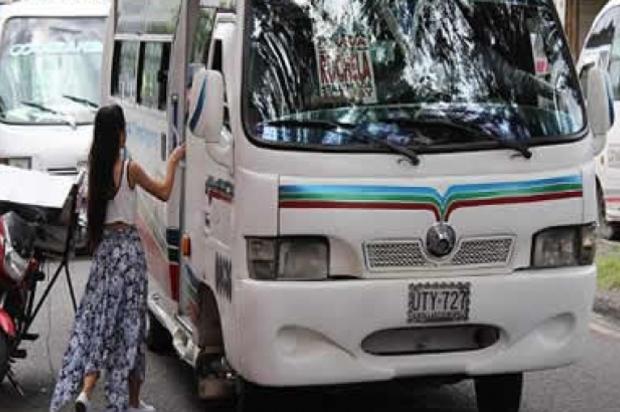 No habrá cese de actividades del transporte público en Villavicencio