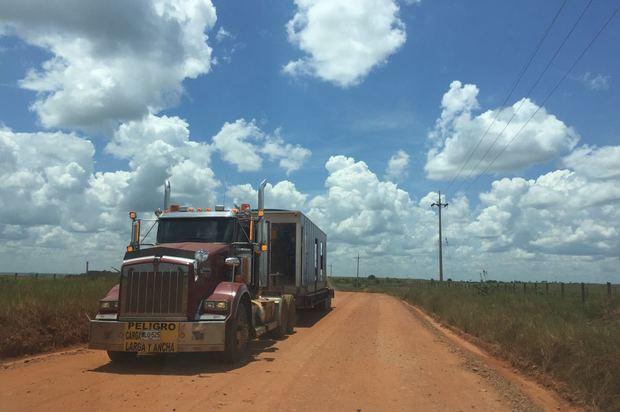 Menos tiempo de movilización entre el casco urbano y rural de Puerto Gaitán