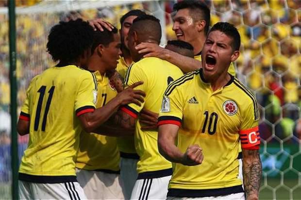 Inicia la concentración de la Selección Colombia en Corea