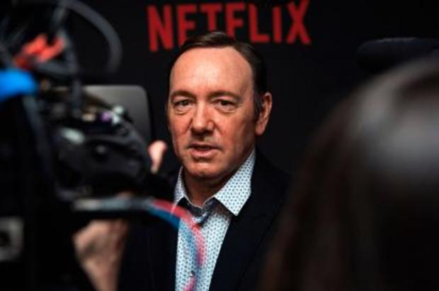 Netflix despide a Kevin Spacey de House of Cards
