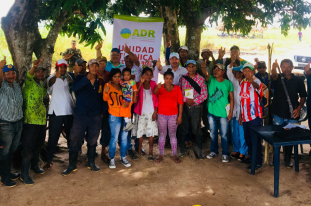 Proyecto de ganadería ayuda a familias indígenas de Vichada