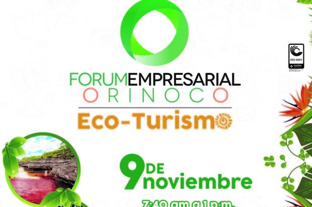 """""""Fórum Orinoco - Ecoturismo"""" como apertura en el mes del turismo en la CCV"""