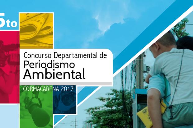 Nuevo plazo para el concurso Periodismo Ambiental 2017