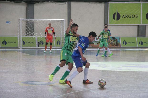 Leones de Nariño es el campeón de la Liga Argos Futsal