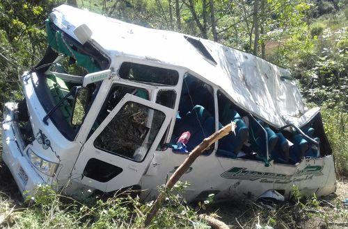 Reportan dos muertos en accidente en vía Bogotá-Villavicencio