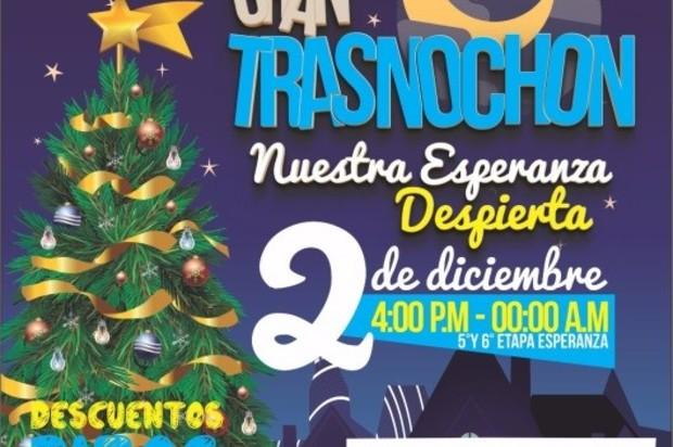 """El comercio del Barrio La Esperanza abrirá en diciembre con """"Trasnochón"""""""