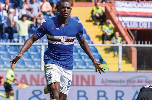 ¡En Video, gol de Duván Zapata hizo que Sampdoria derrotara 3-2 a Juventus!