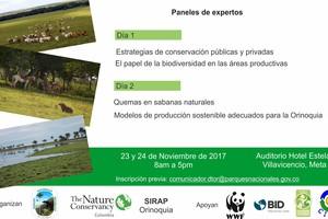 Foro para la ganadería y la conservación de las sabanas en Villavicencio.