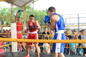 Selección Meta de boxeo actuará en Nacional Interligas