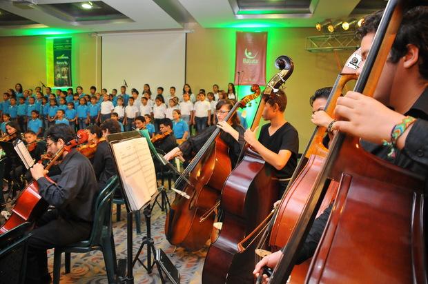 Formación en iniciación musical coral y sinfónica en Villavicencio