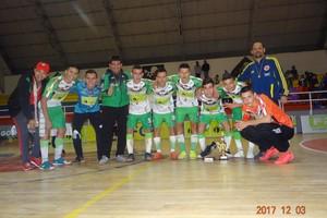 Deportivo Meta campeón en Tocancipá