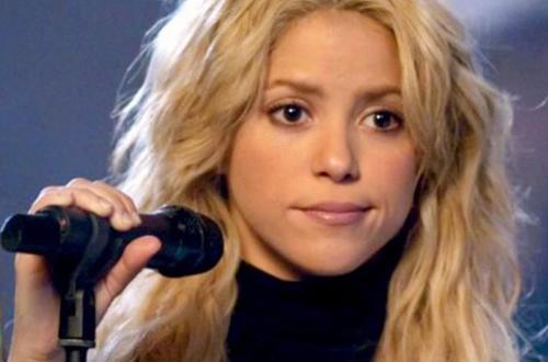 "Shakira en manos del ""Doctor voz"""