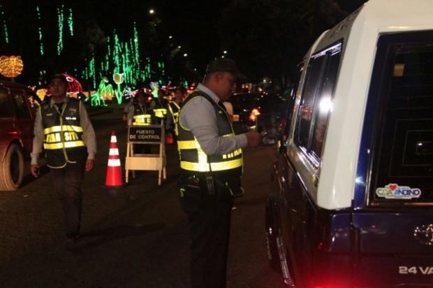 Tránsito continua realizando controles en Villavicencio