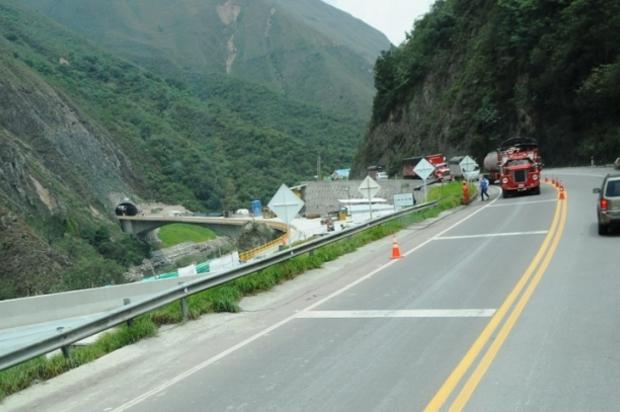 Precauciones a tomar en la vía Bogotá-Villavicencio para fin de año