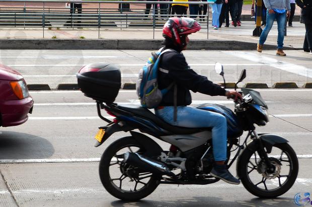 ¿Más impuestos para los motociclistas?