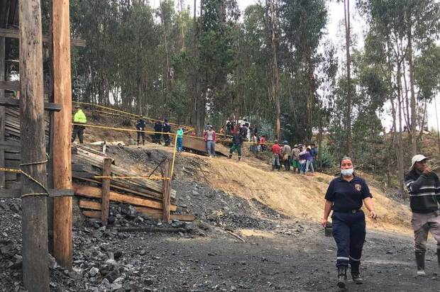 Explosión de mina de Boyacá deja dos muertos