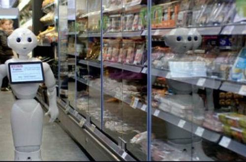 Un robot es despedido por irritar a los clientes