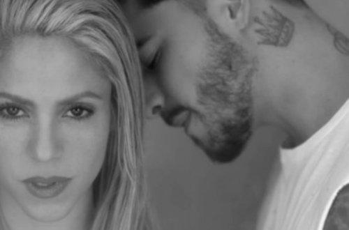 """Shakira vuelve junto a Maluma con su nuevo video """"Trap"""""""