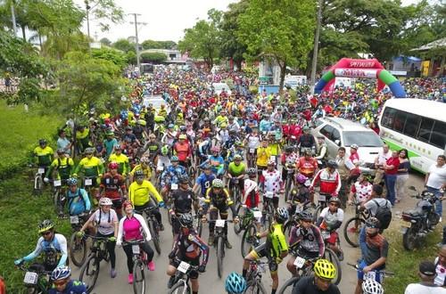1.800 participantes tuvo la primera travesía ExpoMalocas 2018