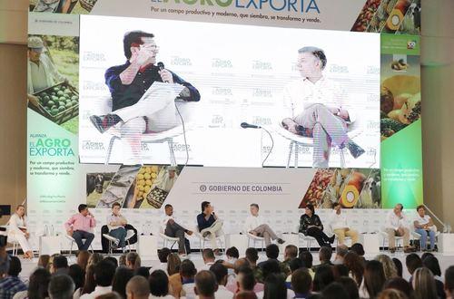 Gobierno nacional presentó alianza el Agro Exporta