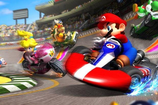 Mario Kart será el próximo juego de Nintendo para Smartphones