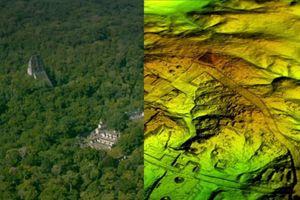 Descubren una megalópolis Maya debajo de la selva guatemalteca