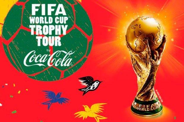 La histórica gira del trofeo™  de Coca-Cola llegará a Colombia