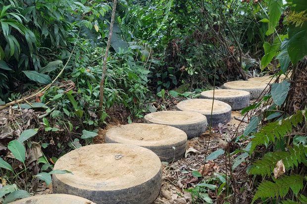 Dos capturas por afectaciones al Humedal Aguas Claras