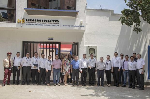 UNIMINUTO Inauguró un Centro Tutorial  en Yopal – Casanare