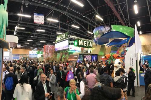 El Departamento del Meta contó con la mejor participación en ANATO 2018