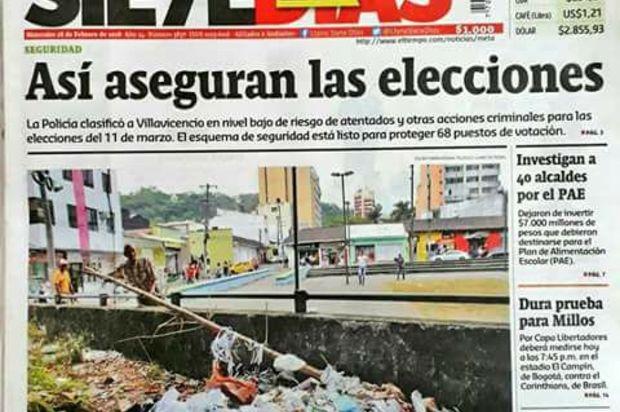 Liquidan el diario LLano Sie7edías