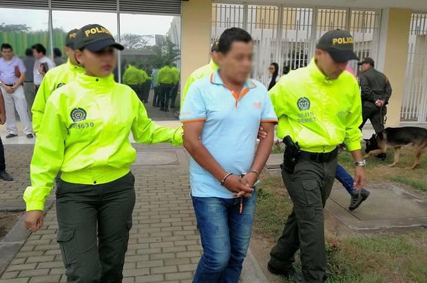Capturado el presunto responsable de atentado contra la Policía en Guaviare