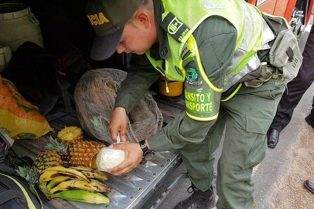 Caen 'Narco piñas' y 'Narco ahuyamas'
