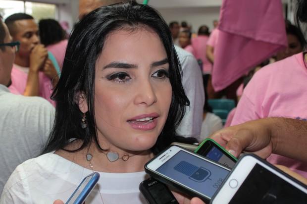 Allanan sede electoral de Aida Merlano candidata al Senado por Atlántico